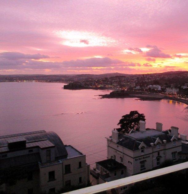 Sunset From Lytton